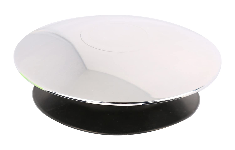 Croydex Easy to Fit Pop Up Basin Plug to Push Click Plug Converta - Chrome Croydex Ltd DG400141