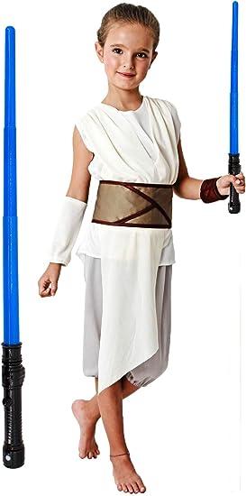 Gojoy shop- Disfraz de Rey Palpatine de Star Wars 9 para Niñas ...