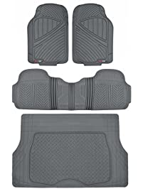 Amazon Com Universal Fit Floor Mats Automotive