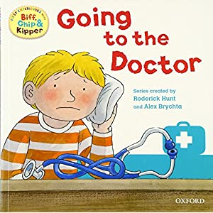Going-to-the-Doctor-First-Experiences-with-Biff-Chip-Kipper-Paperback--3-May-2012