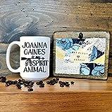 Joanna Gaines Spirit Animal Mug // Joanna Gaines // Spirit Animal // Chip Gaines //Coffee Mug // Fixer Upper // Fixer Uper // shiplap // Gift for Friends