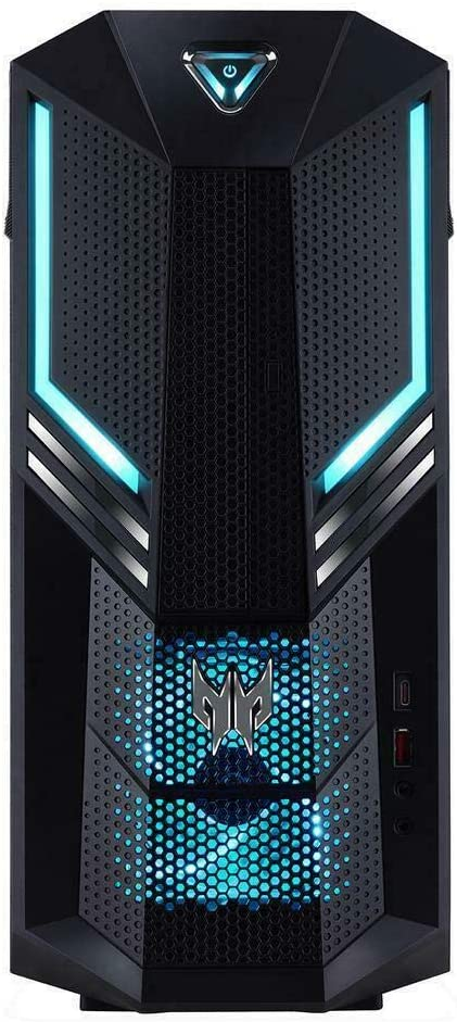 Acer Desktop Predator Orion 3000 Intel i7-8700 3.20 GHz 32GB Ram 256GB SSD W10 (Renewed)