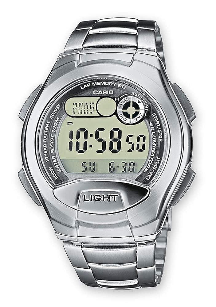 Casio Reloj de Pulsera W-752D-1AVES