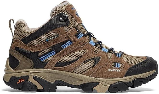 Jack Walker Bottes de Marche imperm/éables l/ég/ères et Respirantes Chaussures pour la randonn/ée et Les Trek JW8255