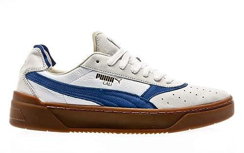 Puma Cali 0 Vintage, White Surf The Web Whisper White