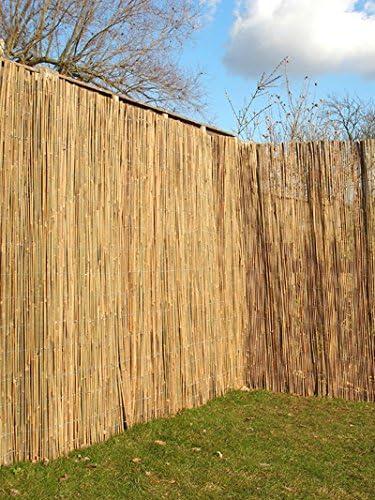 Canisse en caña de bambú - 4m x 1,5m: Amazon.es: Bricolaje y ...