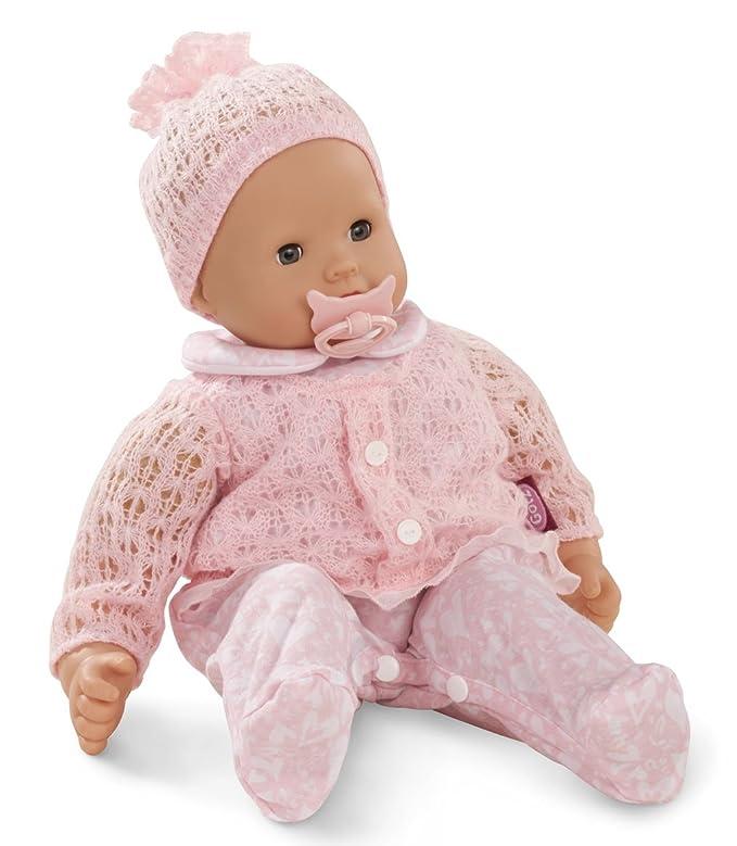Götz 1627983 Maxy Muffin Hearts Puppe - 42 cm große Babypuppe mit ...