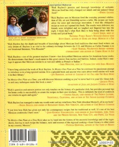 Mexico One Plate at a Time: Amazon.es: Rick Bayless: Libros en idiomas extranjeros