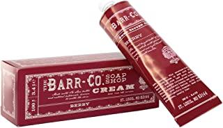 product image for Barr Co Hand & Body Shea Butter Cream in Berry 3.4 oz Tube