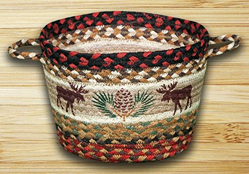 Earth Rugs 38-UBPSM019MP Basket, 9