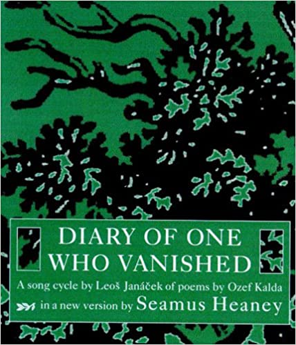 Amazoncom Diary Of One Who Vanished A Song Cycle By Leos Janacek