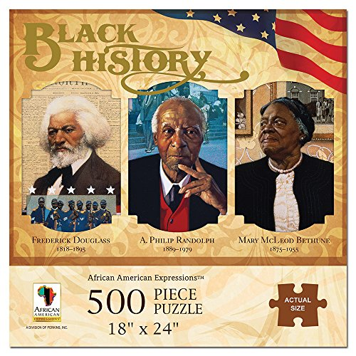 Search : African American Expressions: Black History 500pc Jigsaw Puzzle