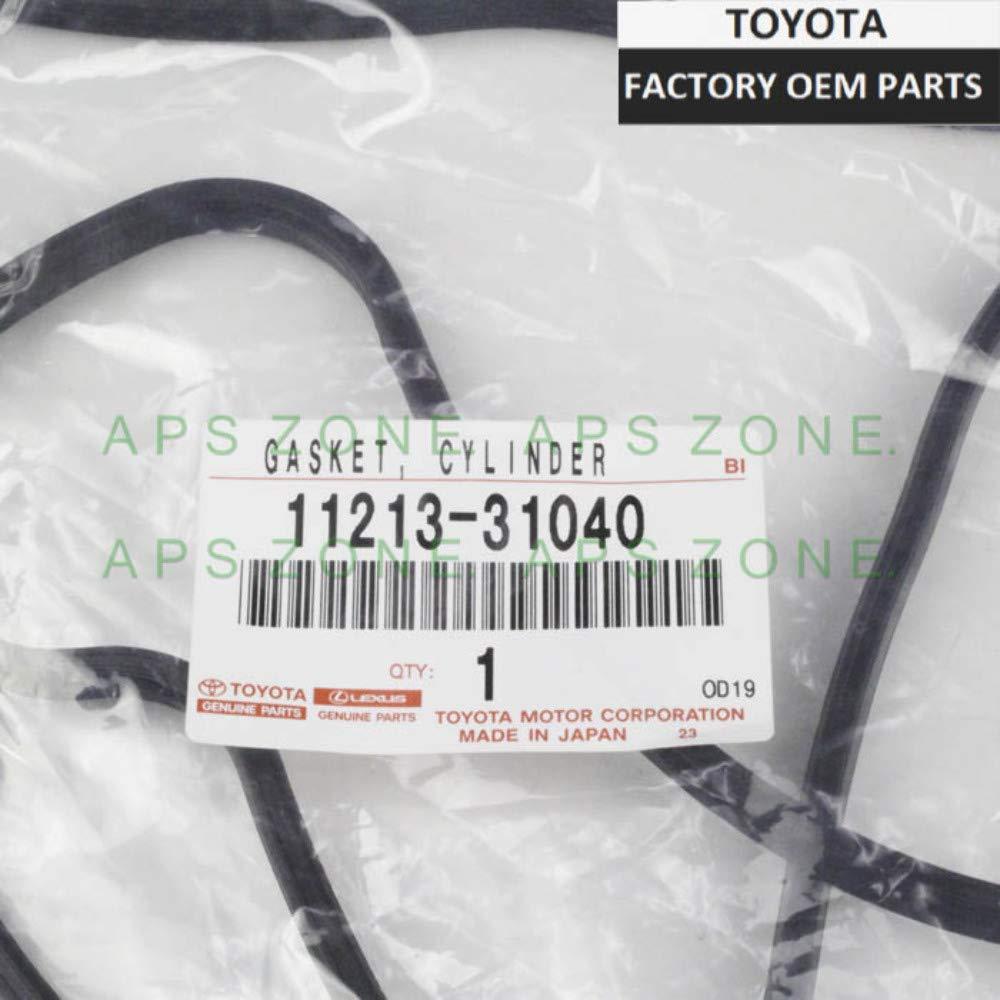Genuine Toyota Valve Cover Gasket 11214-31020
