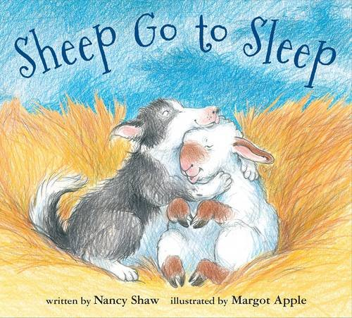 Sheep Go to Sleep (board book) (Sheep in a Jeep)