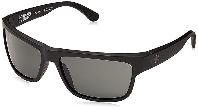 4a1a6719c1 Spy Optic Frazier Wrap - anteojos de sol polarizadas, Matte Black Polar, 59  mm