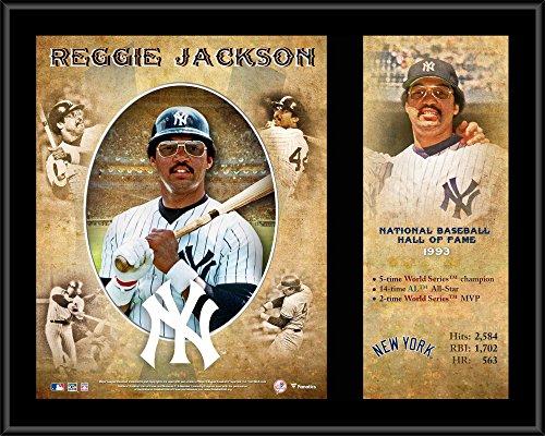Reggie Jackson New York Yankees 12