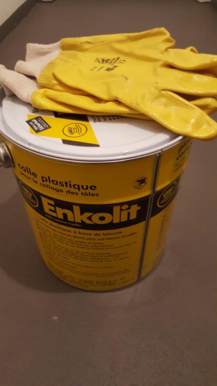enkolit Seau de colle 11/kg