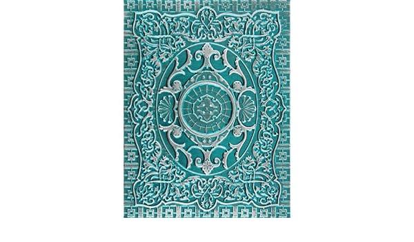 dise/ño estampado Spellbinder Paper Arts Carpeta de repujado