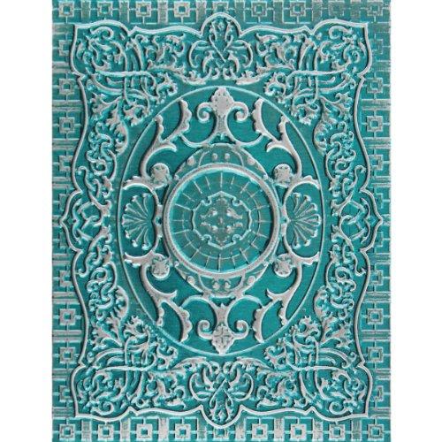 Spellbinders E3D-018 3D M-Bossabilities European Tapestry Scrapbooking Template