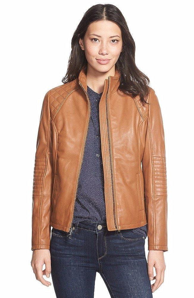 106 Hellojeehouse Men Leather Jacket Black Slim Fit Biker Motorcycle Lamskin Jacket