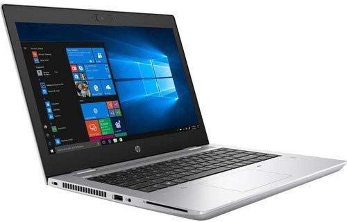"HP Probook 640 G5 14"" Notebook - 1920 X 1080 - Core i5 i5-8365U - 8 GB RAM - 16 GB Optane Memory - 256 GB SSD - Windows 10 Pro 64-bit - Intel UHD Graphics 620 - in-Plane Switching (IPS) Technolog"