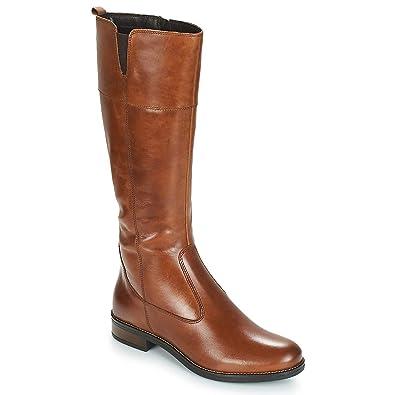 b6d2949b681849 Tamaris Damen Stiefel 1.1.25562.23.455 braun 523178  Amazon.de ...