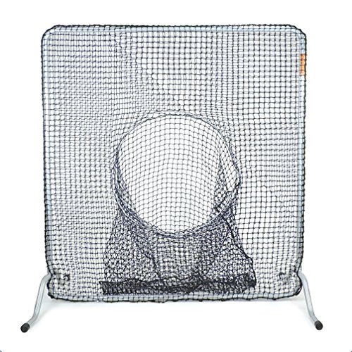 Jugs Square Screen - Jugs Fixed-Frame Square Screen with Sock-Net (6-Feet)