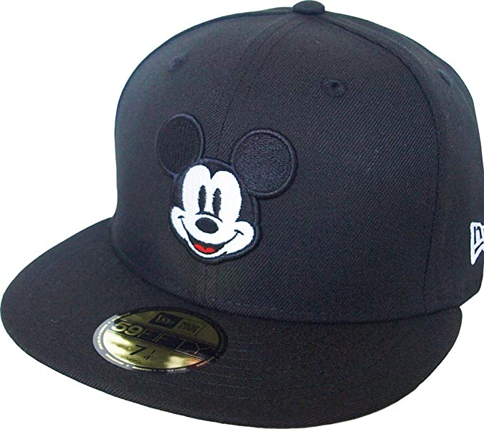 New Era Disney 59fifty Basecap Mickey Mouse