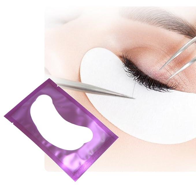 22 opinioni per 50 Paio Cerotti Gel per Estensioni Ciglia Eye Pads Occhio Gel Patch Ciglia Pads