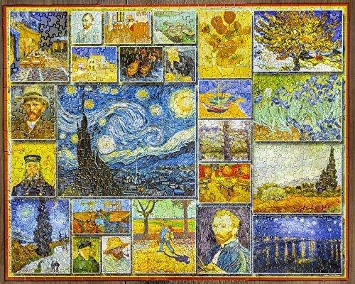 1000 piece puzzle monet - 7
