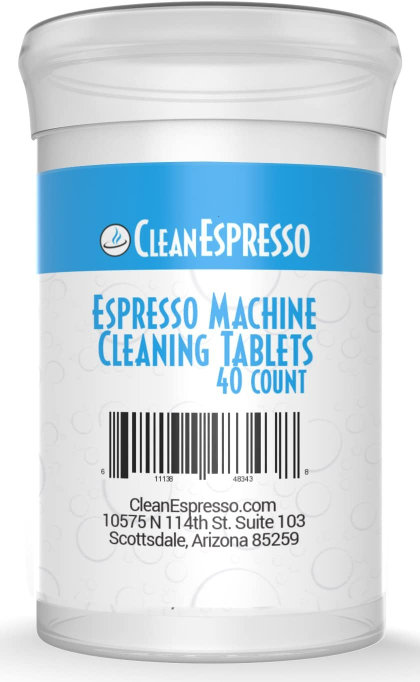 2 Gram Espresso Machine Cleaning Tablets - CleanEspresso Model BR-040 - For Breville Espresso Machines