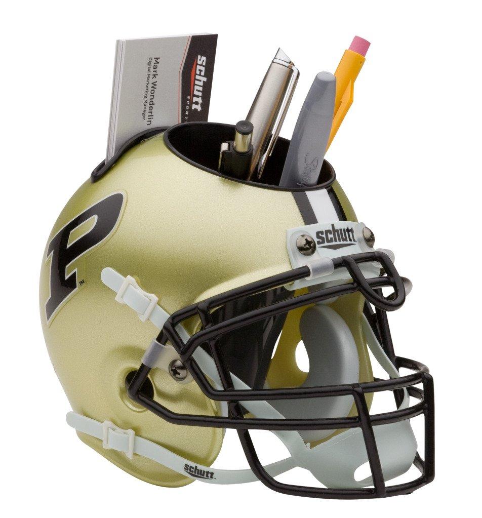 NCAA Purdue Boilermakers Mini Helmet Desk Caddy