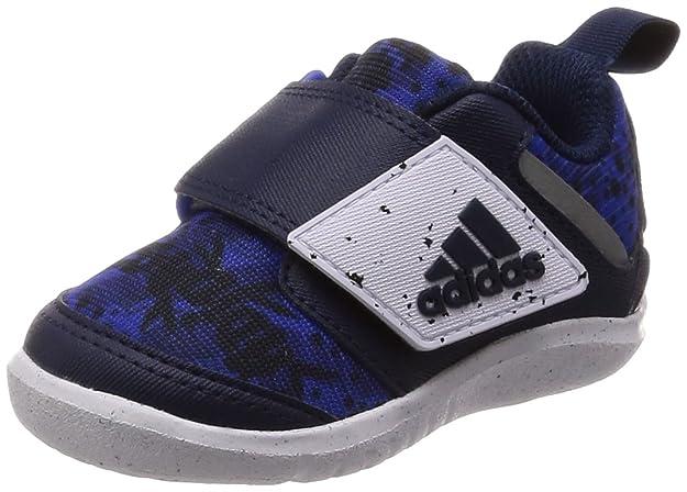 finest selection e4ff8 be2cd adidas Fortaplay AC, Sneakers Basses Mixte bébé Amazon.fr Chaussures et  Sacs
