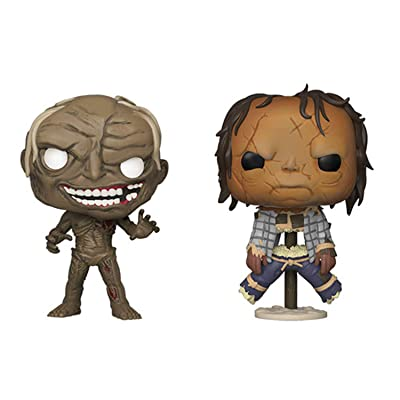 Funko Pop! Bundle of 2: Scary Stories to Tell in The Dark - Harold and Jangly Man: Toys & Games
