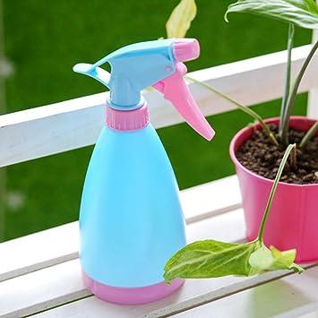 El Cultivar Un Huerto Botón De La Botella De Spray Aerosol