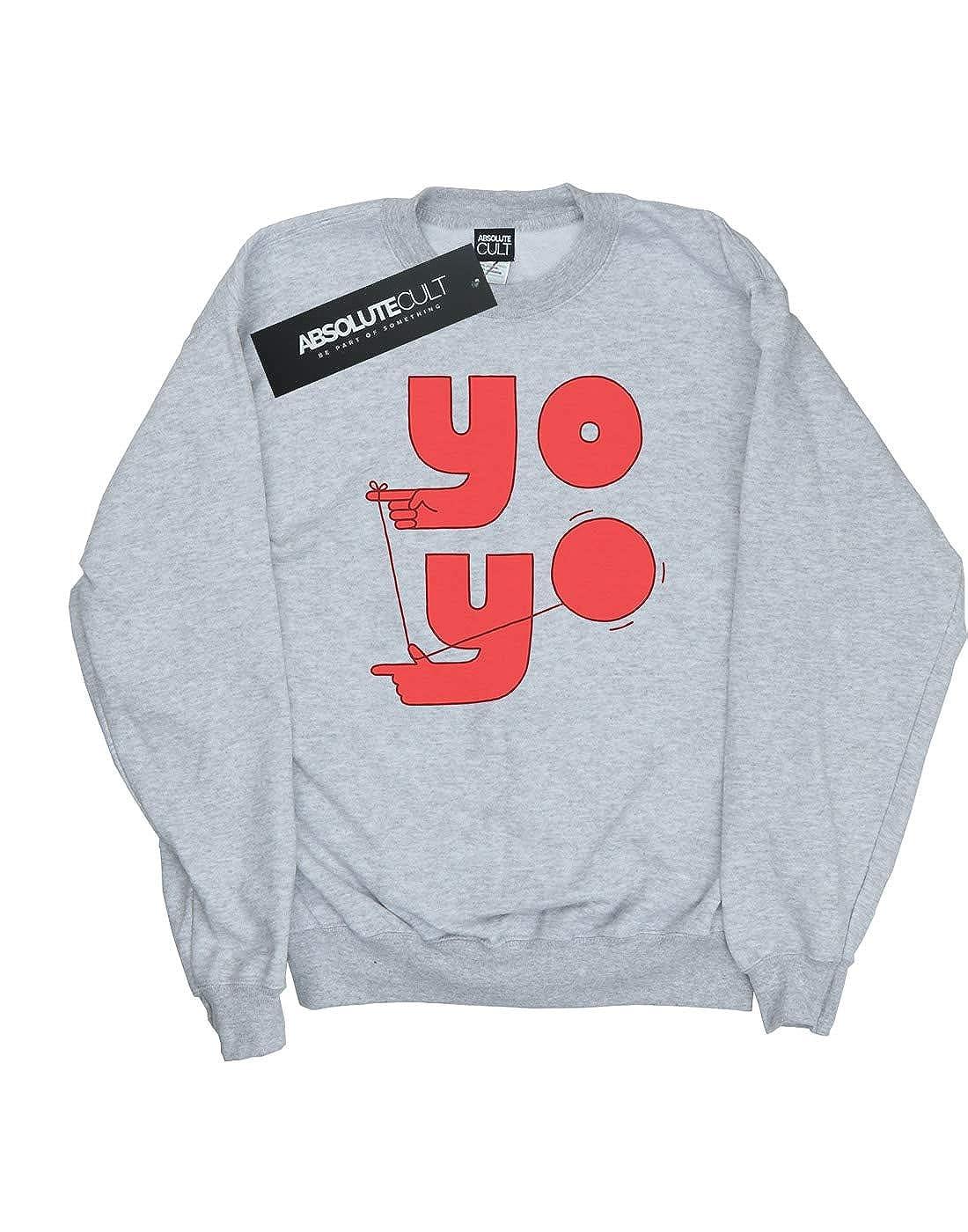 Absolute Cult Jaco Haasbroek Girls Yo Yo Sweatshirt