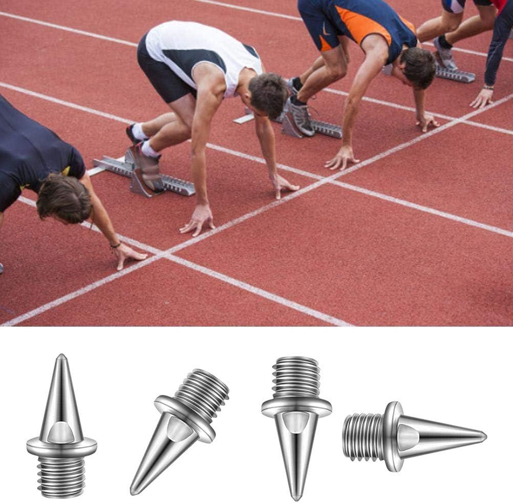 R/ésistantes /à la Corrosion Lot de 120 cl/és Spikes Spikes en Acier R/ésistantes /à la Rouille pour Les Sports en Plein air.