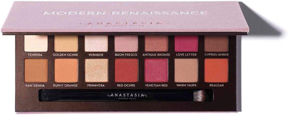 Anastasia Beverly Hills - Paleta De Sombras De Ojos Modern Renaissance Anastasia Beverly Hills (Exclusivo Sephora): Amazon.es: Belleza