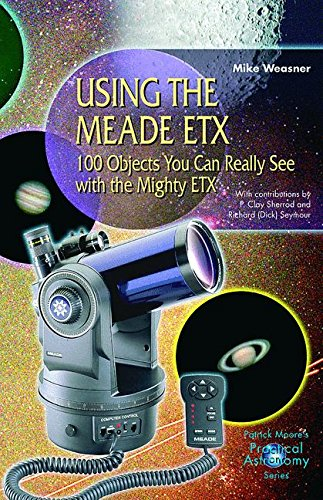 Using the Meade ETX: 100 Objects You Can Really See for sale  Delivered anywhere in USA