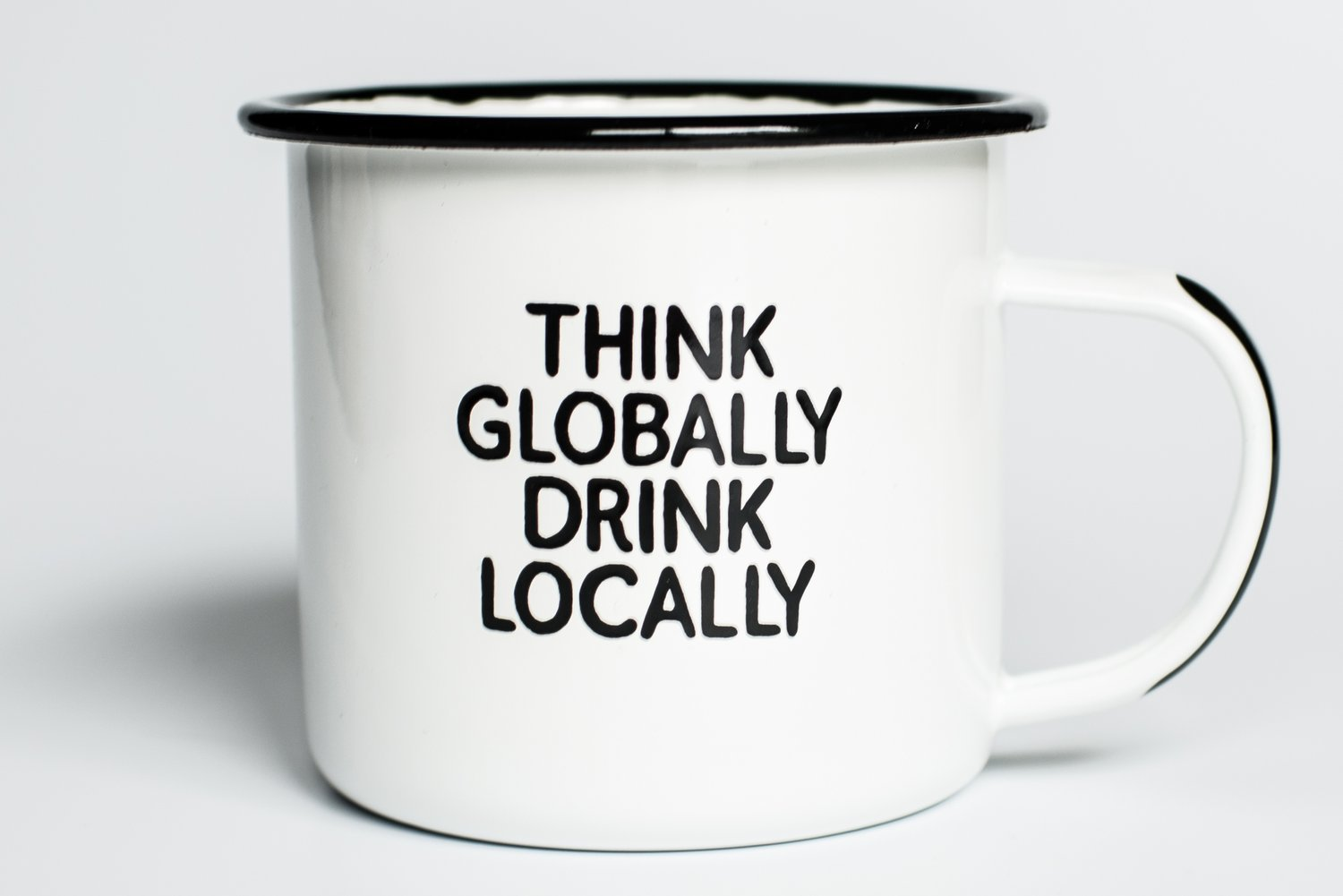 Think Globally Drink Locally