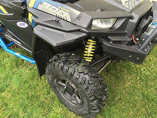 EMP P/N 13011 Polaris RZR 900-S and RZR 100-S Fender Flares (See Fitment Below)