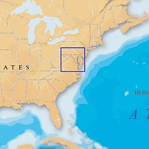 Lowrance NAVIONICS 634P Chesapeake Bay