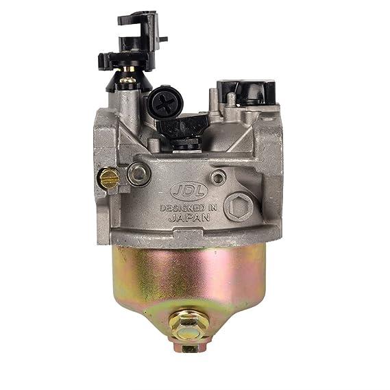 Filtro de carburador Beehive con Juntas para Motores Honda Gx240 Gx270 8hp 9hp sustituye a 16100-ZE2-W71 16100-ZH9-W21