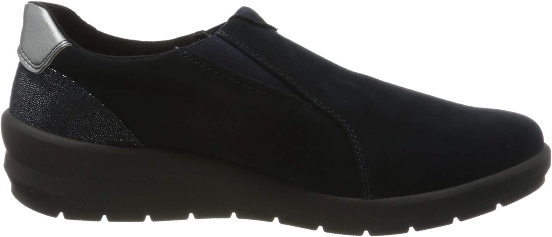 Rohde Kitzbuehel, Sneaker a Collo Alto Donna Blu Ocean 56
