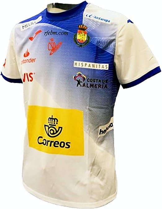 Joma Camiseta Masculina Selección Española Balonmano 2019: Amazon.es: Deportes y aire libre