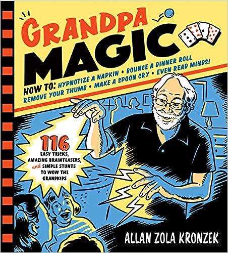 Grandpa Magic Book