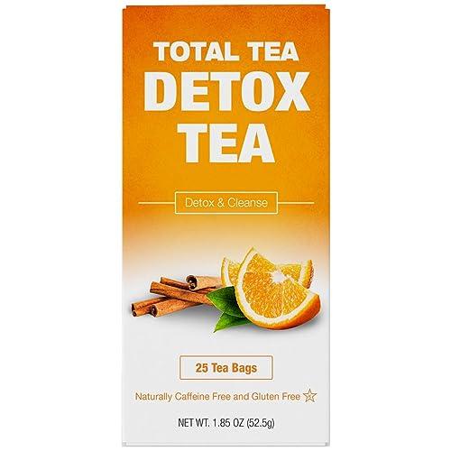 Herbata Bezkofeinowa Bezkofeinowa Herbata Detox