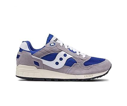 87fffd3a132a Amazon.com  Saucony Sneakers Shadow 5000 Vintage Grey-Blue