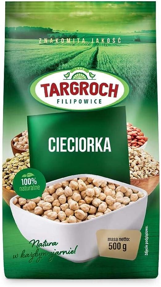 Semilla de garbanzo 500g Targroch: Amazon.es: Alimentación y ...
