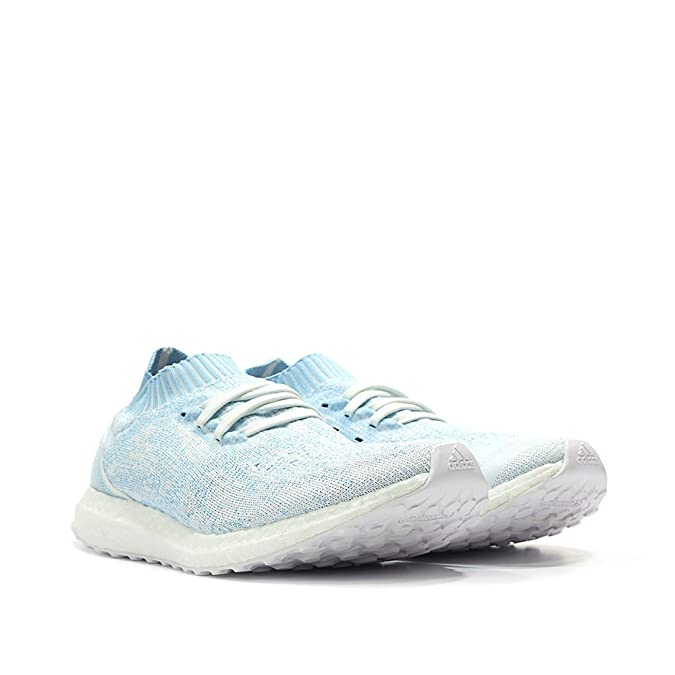 new arrival 1fe99 4f9c5 Amazon.com   adidas Ultraboost Uncaged Parley Mens Running Trainers   Road  Running